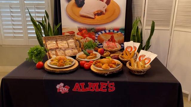 Albie's